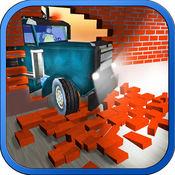 点击保存卡车 - 驾驶您的柴油拖车和消除路障 1