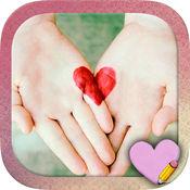 设计和创造爱卡 - 信和爱情语录 1.1