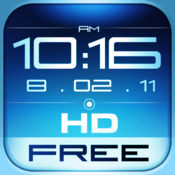 闹钟 : Everclock HD Free 3.8