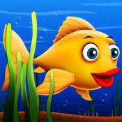 Flippy也腥:水下深海探险的翻转皮瓣泡沫 - 免费版 2