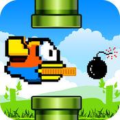Flappy Bird Smash 2 - 鸟防御2免费的冒险游戏,男孩女孩和