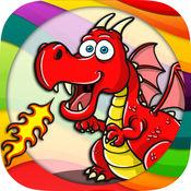 画龙点睛儿童画画游戏图片相机 (3-6岁宝宝早教益智软件) 1