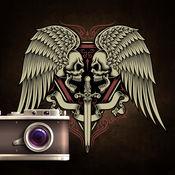 纹身对您的照片TattooGram 1