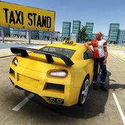 出租车出租车司机3D模拟器