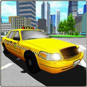 出租车极限驾驶模拟器2017年 1.1