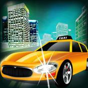 出租车在新纽约交通 - 酷驾驶室免费游戏! 3