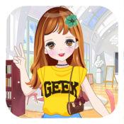 给公主换装-美少女穿衣搭配养成女生游戏 1