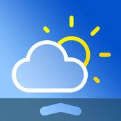 簡易天氣小工具 (Simple Weather Widget)