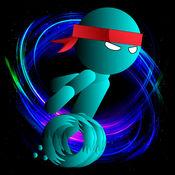超棒忍者火柴人 - Amazing Shadow Ninja Smash 1