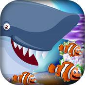 惊人的鲨鱼逃生 ...
