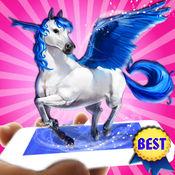 飞马模拟器:虚拟宠物-英雄马飞 1.0