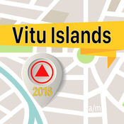 Vitu Islands 离线地图导航和指南 1