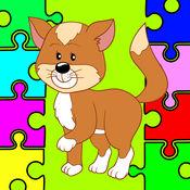 可爱的小猫猫世界拼图 1