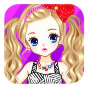 超级女孩换装记-儿童爱玩的换装游戏 1