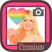 社交网络头像图片编辑器相机  - 高级版 1