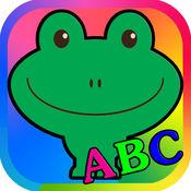 学习词汇动物ABC简单的词 1