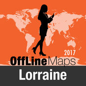 Lorraine 离线地图和旅行指南 2