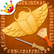 考古学家 - 古埃及 - 儿童游戏 - 教育 1.1.1