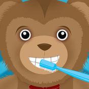 神奇的玩具牙医沙龙 - 孩子牙齿的医生游戏