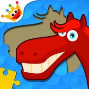 益智游戏 - 拼图和色彩为孩子, 学龄前 , 儿童, 绘画 1.2