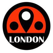 伦敦旅游指南地铁路线英国离线地图 BeetleTrip London tra