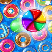甜甜圈高炉传奇-好吃美味比赛 3 场比赛 1