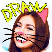 照片涂鸦画画文字编辑潮in玩图软件 1.4
