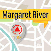 玛格丽特河 离线地图导航和指南 1
