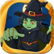 幸运的魔法女巫 - 金戒指疯狂折腾 1