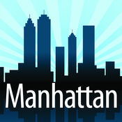 曼哈顿地图