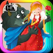 美女与野兽 - 童话故事书 iBigToy 14.1