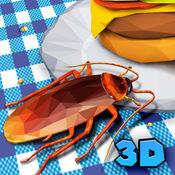 昆虫蟑螂模拟器3D 1