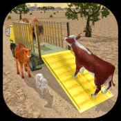 宠物动物农场交通运输洱挑战:卡车-ER V 1