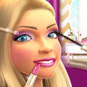 美艳娃娃化妆游戏3D – 美容化妆和髮型屋对于漂亮的时尚女