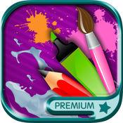 用你的手指-溢价图像涂鸦