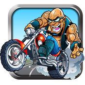 摩托游戏:特技街区表演 1