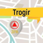 特罗吉尔 离线地图导航和指南 1