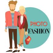 照片时尚 - 为连...
