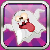鬼照片搞恶作剧 – 幽灵般的脸标贴和效果来吓唬你的朋友 1