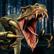 致命的恐龙狩猎3D - 真正的军队狙击手射击冒险恐龙狩猎游