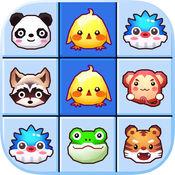 宠物连连看 - 最新小精灵连连看小游戏,免费家庭单机游戏