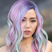 发型设计 沙龙: 改变发型 而 发色 1.1