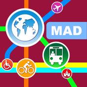 马德里交通指南 - 出行旅游必备 6.5