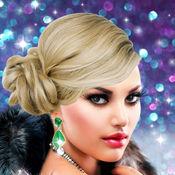 发型 和 化妆 照片蒙太奇  1