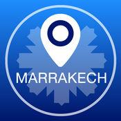 马拉喀什离线地图+城市指南导航,旅游和运输 2.5