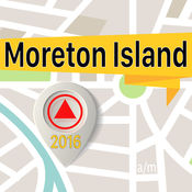 Moreton Island 离线地图导航和指南 1