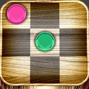 跳棋经典的桌板游戏 - 多人与朋友 1