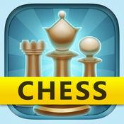 国际象棋 - 棋盘游戏的亲 1