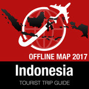 印度尼西亚 旅游指南+离线地图 1.8