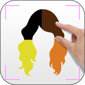 改变你的头发的颜色 - 提高你的样子瞬间 2.3